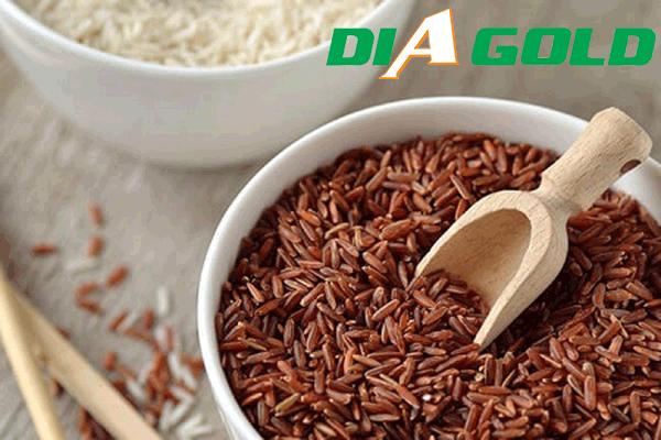 gạo dành cho người tiểu đường