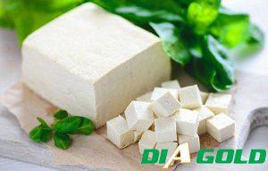 Tiểu đường ăn đậu phụ