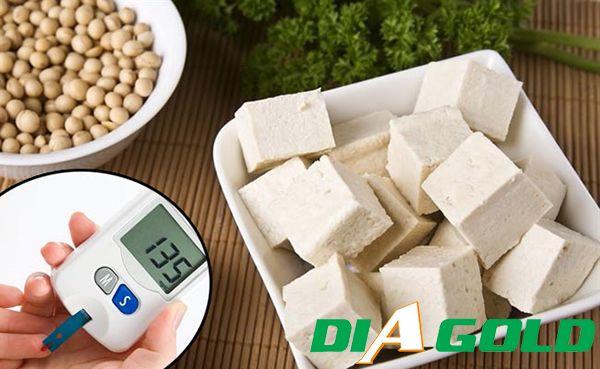 tiểu đường ăn đậu phụ được không ?