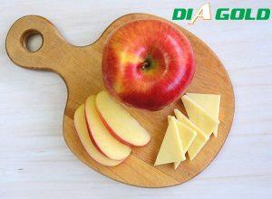 Tiểu đường ăn táo được không