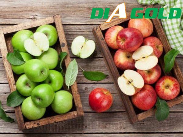 Tiểu đường ăn táo xanh hay táo đỏ tốt hơn