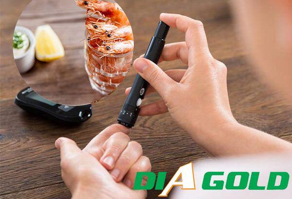 Người bị bệnh tiểu đường ăn tôm cần lưu ý gì