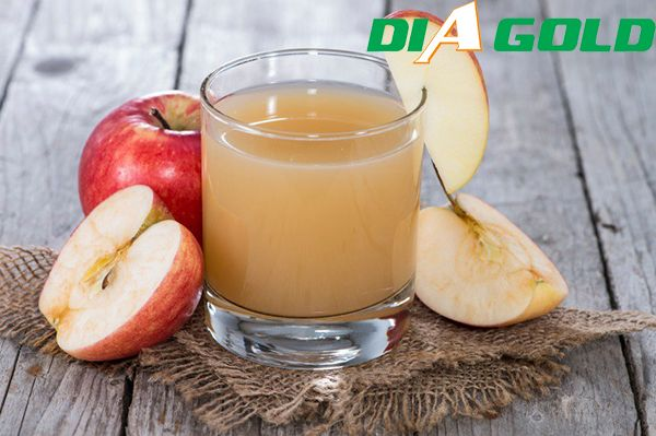 Tiểu đường uống nước ép táo được không