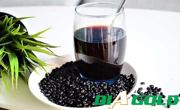 uống nước đậu đen xanh lòng chữa bệnh tiểu đường có hiệu quả không