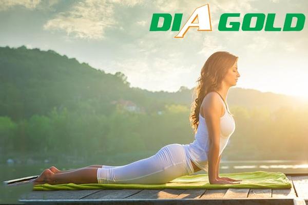Bài tập yoga chữa bệnh tiểu đường