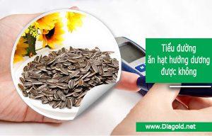 Người bị bệnh tiểu đường có ăn hạt hướng dương được không