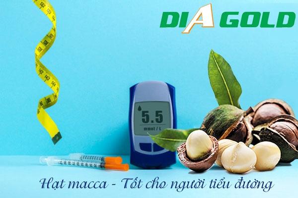 Người bị bệnh tiểu đường có ăn được hạt mắc ca không