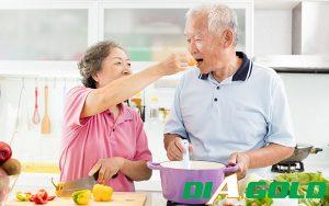 Phòng ngừa bệnh tiểu đường ở người cao tuổi