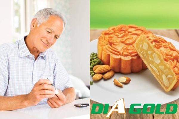 Tiểu đường ăn bánh trung thu được không